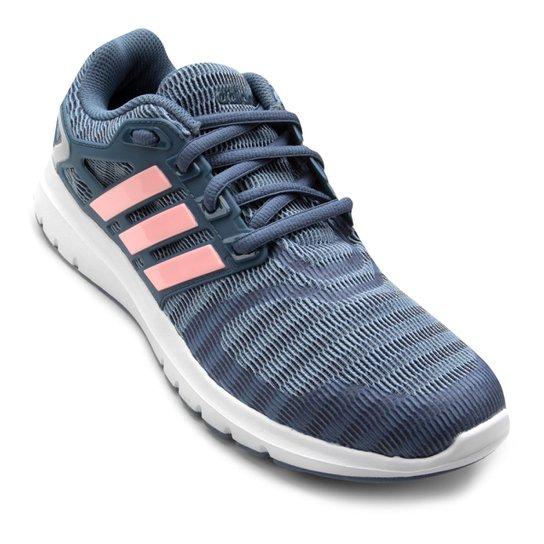 Tênis Adidas Energy Cloud Feminino - Cinza e Laranja - Compre Agora ... 8cff12bd95f7a