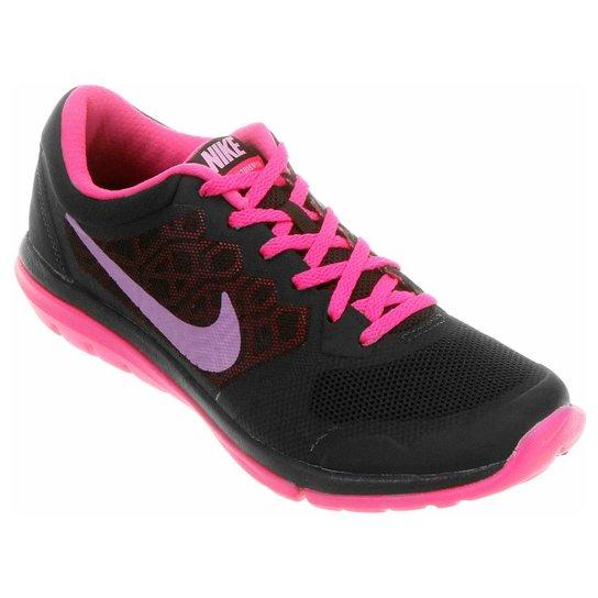 9cc6ebf6ef1 Tênis Nike Flex 2015 RN MSL Feminino - Compre Agora