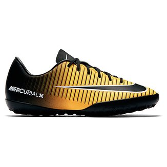 a1598f758f Chuteira Society Infantil Nike Mercurial Vapor XI TF