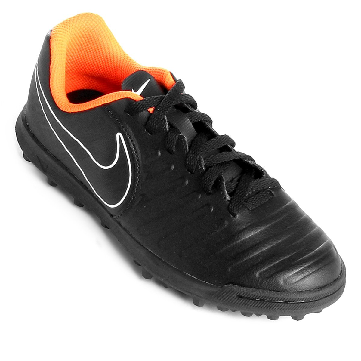 96c8272904 Chuteira Society Infantil Nike Tiempo Legend 7 Club TF