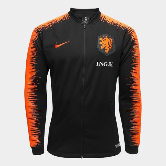 511aeaf25d Jaqueta Seleção Holanda 2018 Masculina - Compre Agora