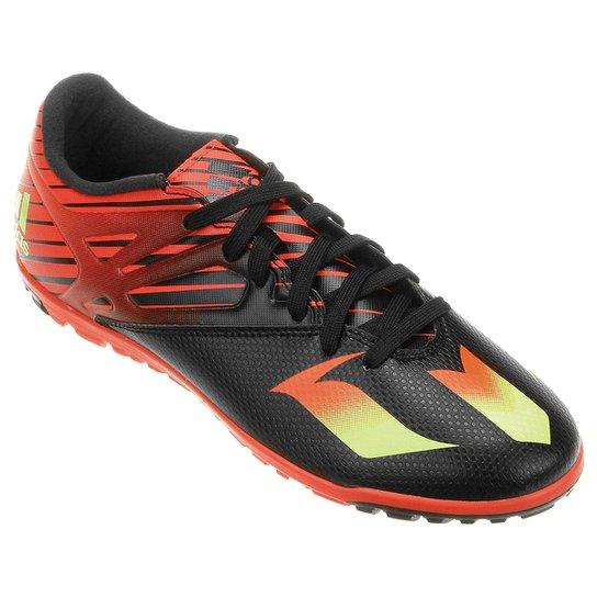 a575945f1d8fb Chuteira Society Adidas Messi 15.3 TF Masculina - Compre Agora ...