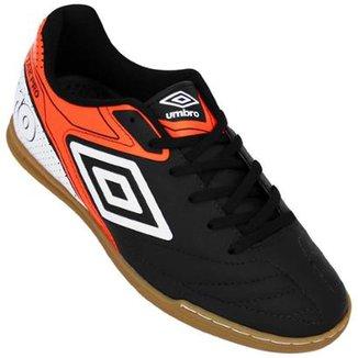 5809ccbc2b11f Chuteira Futsal Umbro Attak Pro