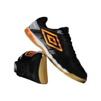 Chuteira Futsal Umbro Pro Iv Indoor Masculina 635ed3be37b93