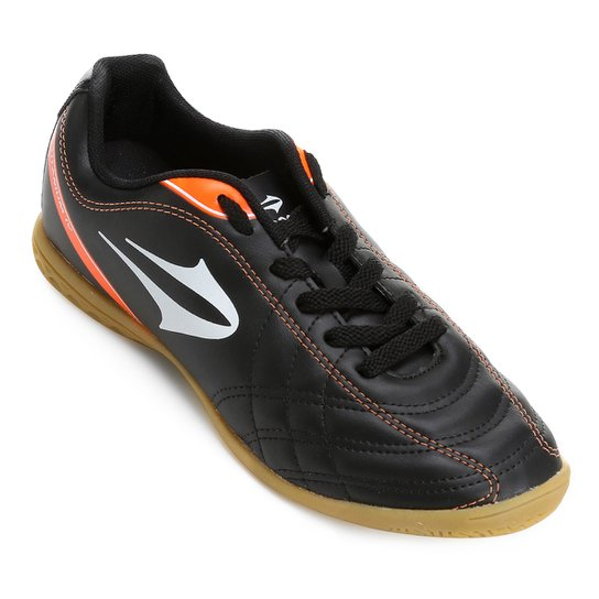2c075cb618 Chuteira Futsal Topper Titanium 4 - Compre Agora