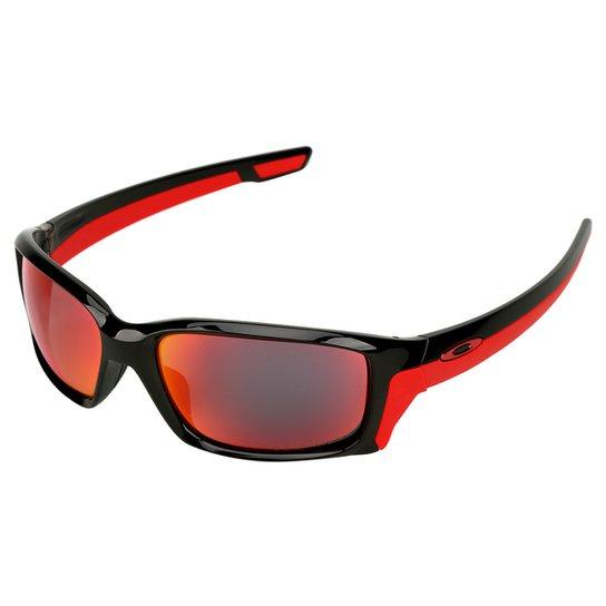 f16bf74104ea7 Óculos de Sol Oakley Straightlink Masculino - Compre Agora   Netshoes