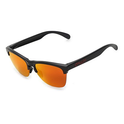 Óculos de Sol Oakley Frogskins Matte Prizm Sapphire Masculino