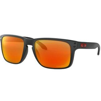 c726782185c93 Óculos Oakley Holbrook Xl Prizm Ruby