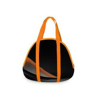 Bolsa Concha Fitness sem Bolso Orange Curve a164287b9de