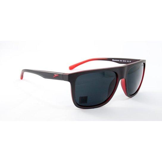 9c52663f2 Óculos de Sol Polarizado Woomera D01 - Cinza e Laranja | Netshoes