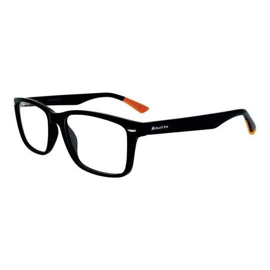 209152922dd06 Armação Óculos De Grau Khatto Haste Masculino - Compre Agora