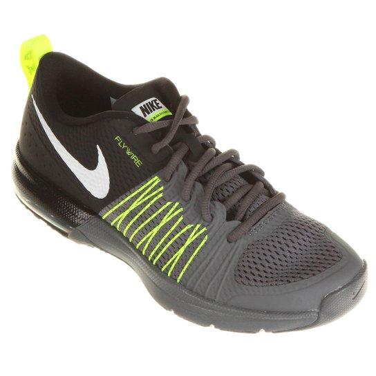 065dfada858 Tênis Nike Air Max Effort TR - Preto+Verde Limão