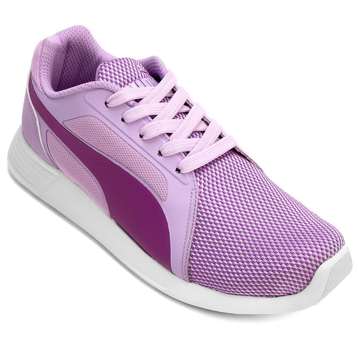 6eea013d12e61 FornecedorNetshoes. Tênis Puma ST Trainer Evo Tech Feminino