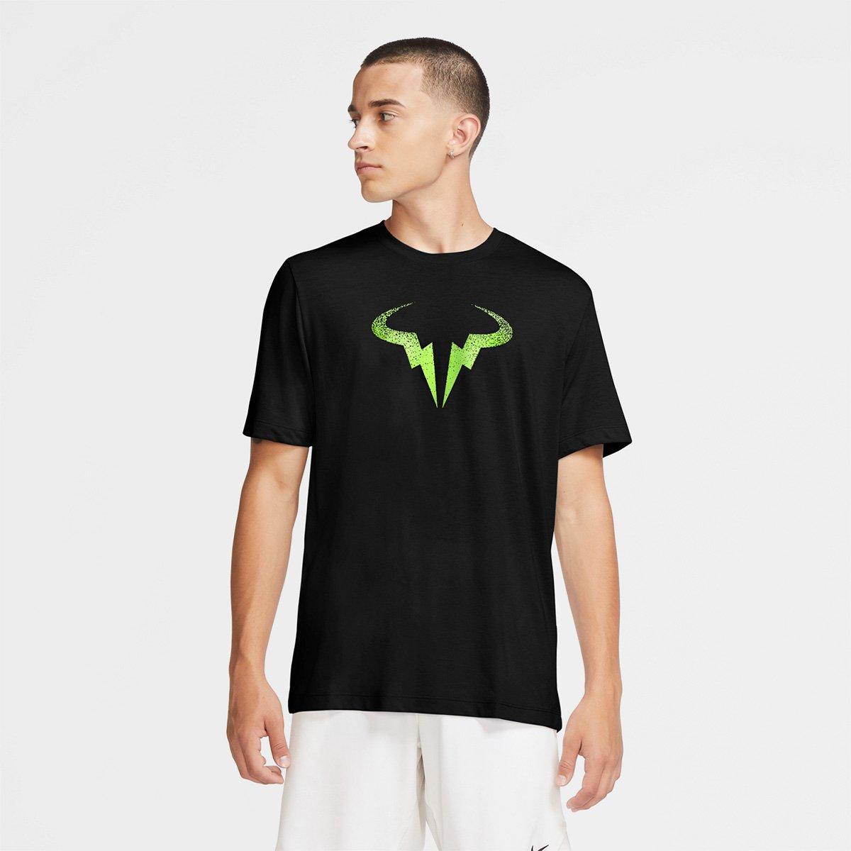 Camiseta Nike Court Dri-Fit Rafa Masculina