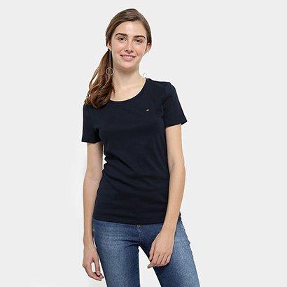 Camiseta Tommy Hilfiger Im Cody Feminina