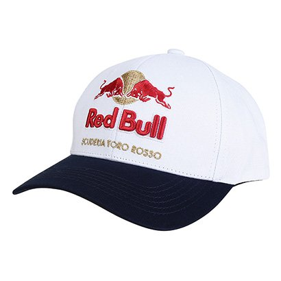 Boné Red Bull Toro Rosso Team Line Aba Curva Masculino