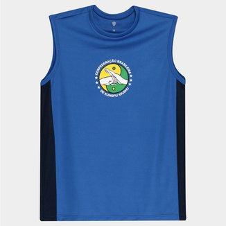 Camiseta Regata Machão GONEW Kung-Fu Infantil 9402fb5ee0e