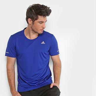 Camisetas Adidas Masculinas - Melhores Preços  6b2142fdfad