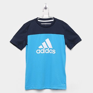 0cef232b3cc Camiseta Infantil Adidas Equipments Tr