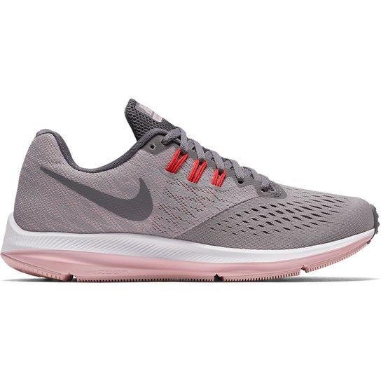 92a082cdb4a Tênis Nike Zoom Winflo 4 Feminino - Compre Agora