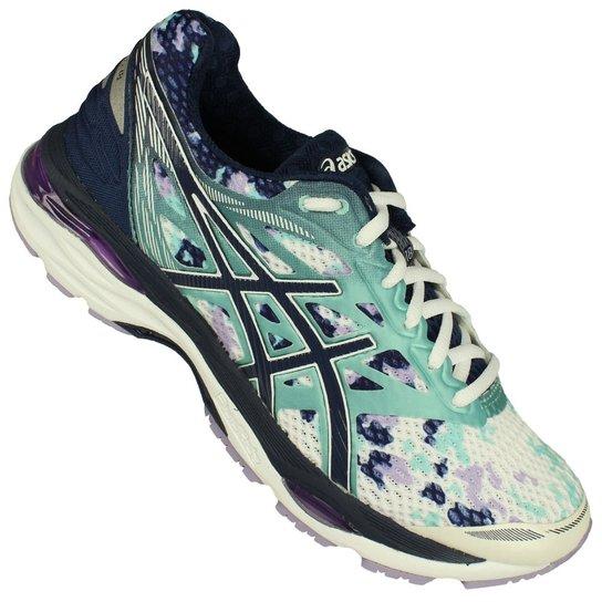 ... Tênis Asics Gel Cumulus 18 - Compre Agora Netshoes 0627279ebdc8d2  Tênis  Asics Feminino Corrida Patriot 8 ... 0e0065377cc29