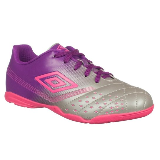 d795bd6721ff3 Chuteira De Futsal Umbro Fifty Feminino - Compre Agora