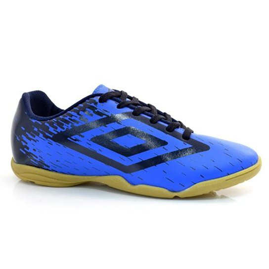229fb57fa3 Chuteira Futsal Umbro Acid - Azul e Marinho - Compre Agora