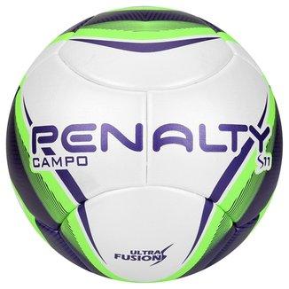 Bola Futebol Campo Penalty S11 R3 Ultra Fusion VI 6851e5e90f4e3
