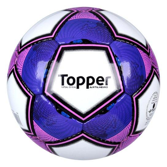 Bola Futsal Topper Artilheiro - Compre Agora  923b3610b7743