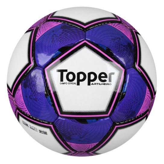 Bola Society Topper Artilheiro - Compre Agora  5a3c03692efd8