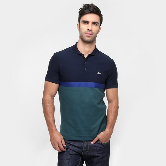 804bc37099bd Camisa Polo Lacoste Regular Fit | Netshoes
