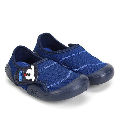 Sapato Infantil Klin New Confort Masculino