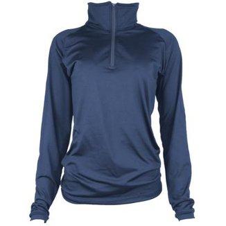 Camisa Térmica Feminina Segunda Pele Meio Zíper Thermo Premium a70cbd1c758a2