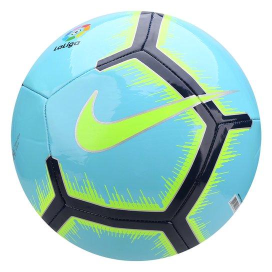 b371e4e9d215d Bola de Futebol Campo Nike La Liga Pitch I - Azul e Marinho - Compre ...