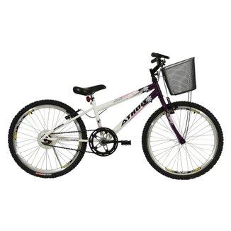 5f64c6259 Bicicleta Athor Aro 24 18M Model