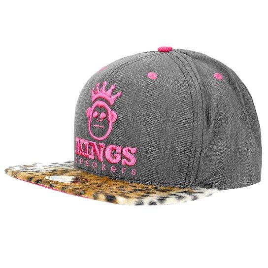 Boné Kings Sneakers Snapback 3 - Compre Agora  3710b46042d