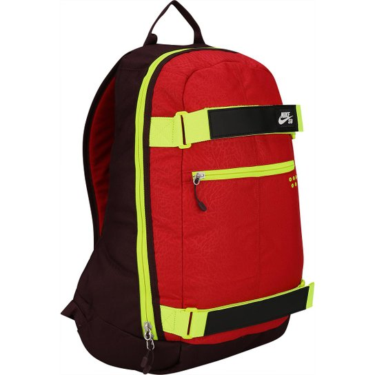 f5fe0c2a6e Mochila Nike Embarca Medium - Vermelho+Vinho