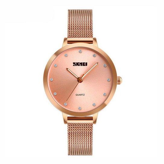 340c8cc82 Relógio Skmei Analógico 1291 Feminino - Compre Agora | Netshoes