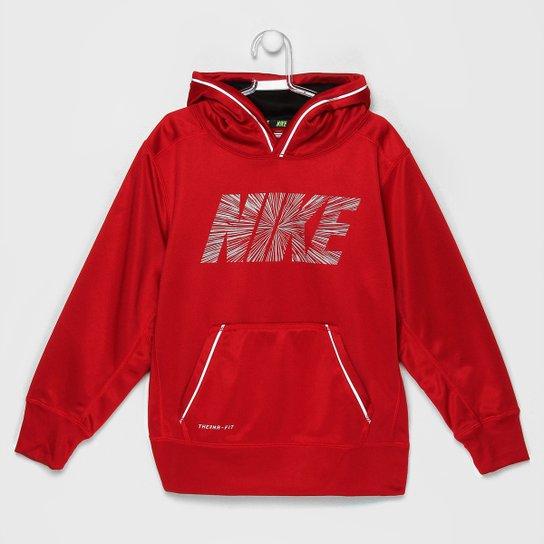 Moletom Nike KO 2.0 Reflective OTH c  Capuz Infantil - Compre Agora ... d0227fab2a58c
