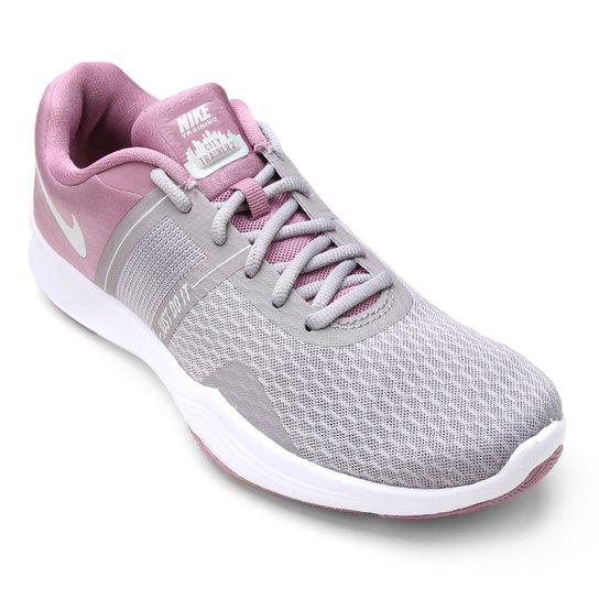 Tênis Nike City Trainer 2 Feminino - Rosa - Compre Agora  d03d7578eeeb0