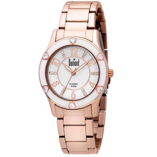 5e24c6c32 Relógio Dumont Feminino - Compre Agora | Netshoes