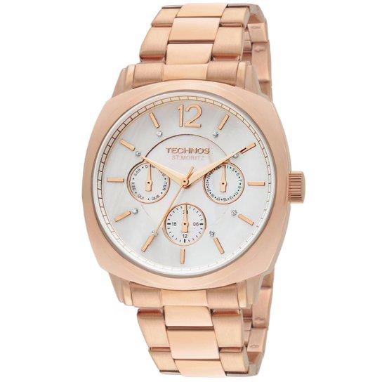 e060ea18da3 Relógio Technos Feminino Rose Gold - 6P29AEG 4B 6P29AEG 4B - Compre ...