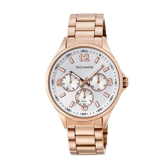 a9cf1e264 Relógio Technos Feminino Analógico 6P29ZA 4K 6P29ZA 4K - Compre ...