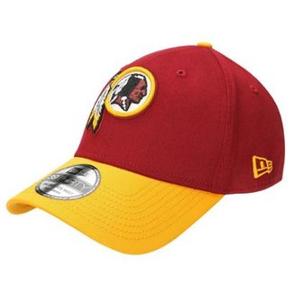 Boné New Era 3930 Hc Basic Washington Redskins c5e3aa464bdf8