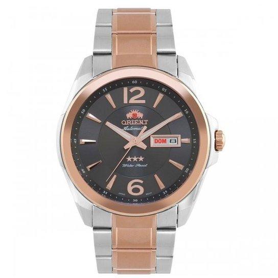Relógio Orient Automático 3 Estrelas 469TT050 G2SR - Compre Agora ... 2555f1149a