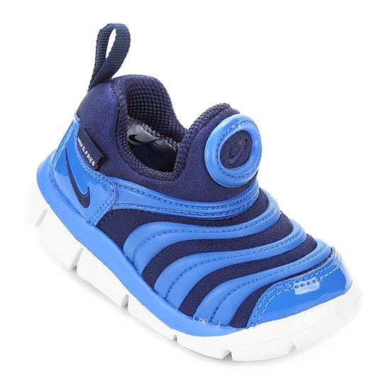 03f5a0d1c Tênis Infantil Nike Dynamo Free - Azul e Gelo - Compre Agora