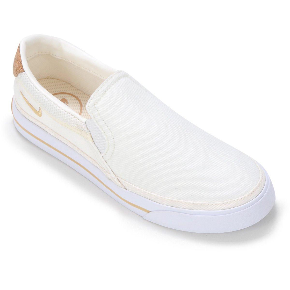 Slip On Nike Court Legacy Feminino