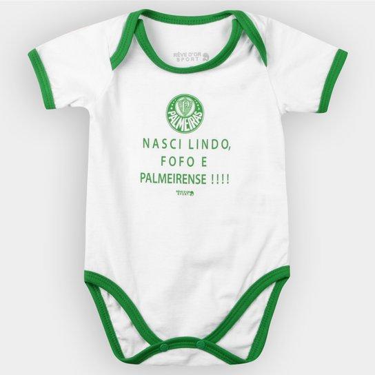 Body Palmeiras Infantil