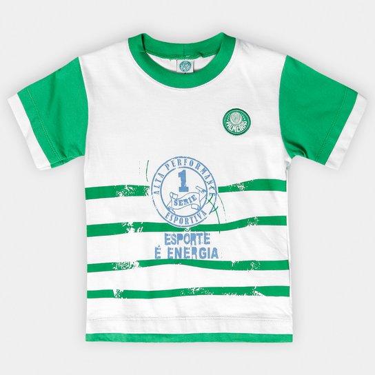 0399fd994a448 Camiseta Palmeiras Infantil Esporte e Energia - Compre Agora   Netshoes