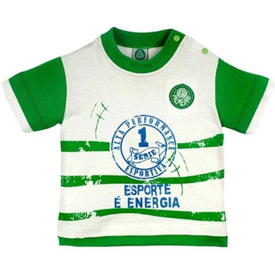 Camiseta Esporte É Energia Meia Malha Menino Palmeiras Reve Dor - 3 Anos -  Verde+ dd368d9cef9ff